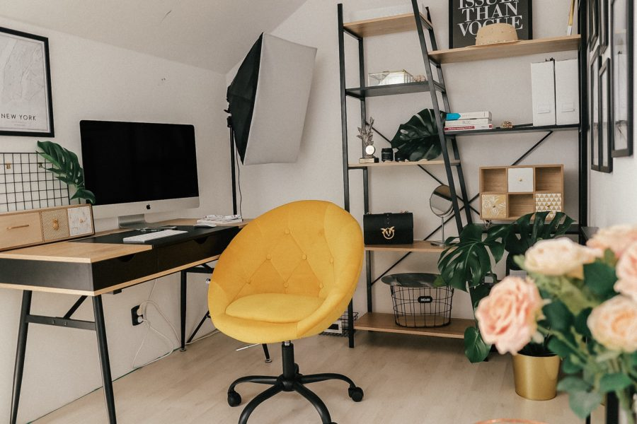 Jak urządzić biuro w stylu skandynawskim?
