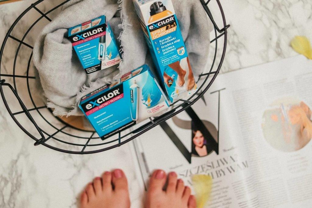 grzybica stóp i paznokci - jak ją wyleczyć?