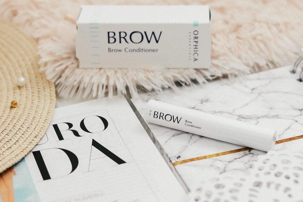 odżywka brow orphica