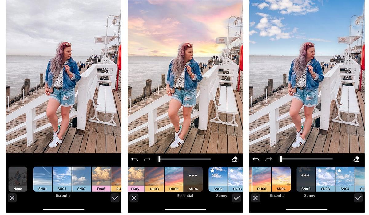 QUICKSHOT -  aplikacje do edycji zdjęć na telefonie