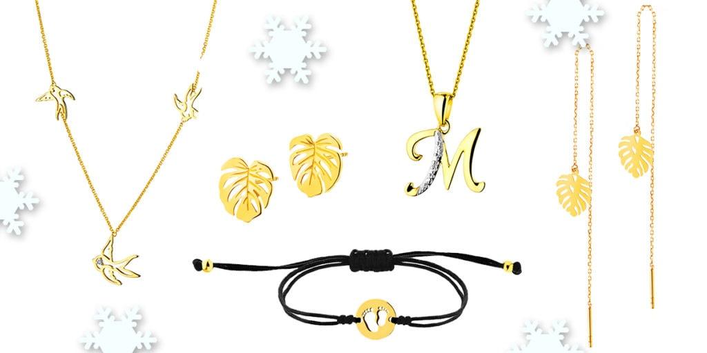 biżuteria idealnym pomysłem na prezent świąteczny dla niej