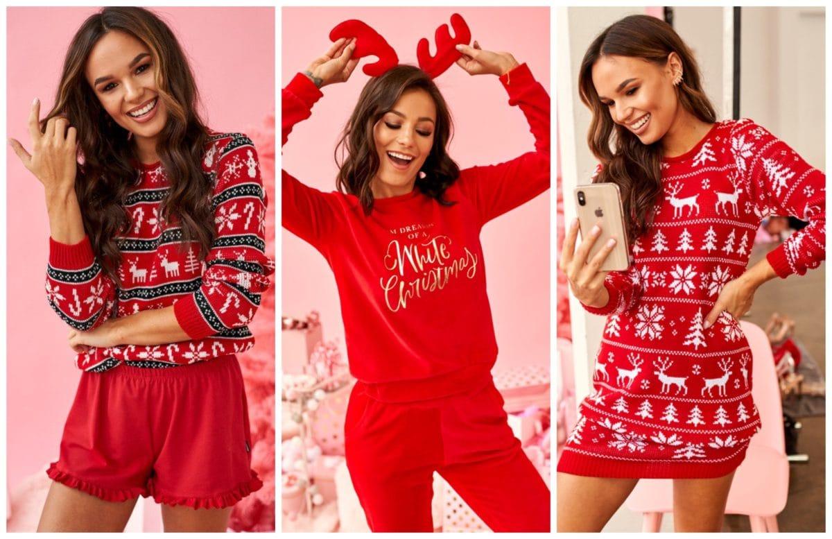 pomysł na prezent - najlepsze świąteczne swetry Mosquito