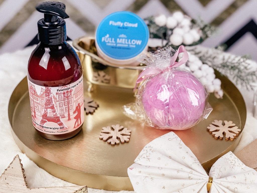 Kosmetyki full mellow - pomysł na prezent świateczny
