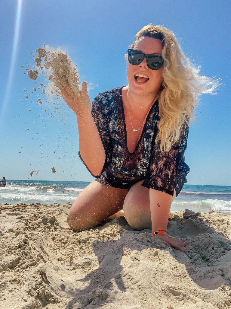 wakacje - kremy do twarzy