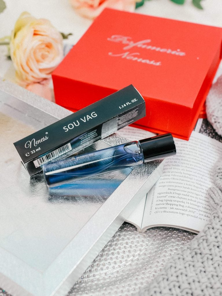 męskie perfumy zamiennik dior, Perfumy inspirowane zapachami znanych marek Neness
